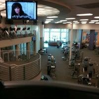 Photo taken at LA Fitness by Hernan B. on 12/6/2011