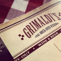 Photo taken at Grimaldi's Pizzeria by James S. on 11/5/2011