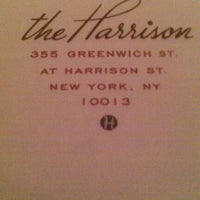 Photo taken at The Harrison by Margaret B. on 5/15/2012