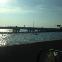 Photo taken at HRBT by David M. on 5/31/2012