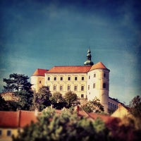 Photo taken at Zámek Mikulov by Jan P. on 9/6/2012