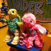 Photo taken at Build-A-Bear Workshop by Meret P. on 6/19/2012