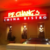 Photo taken at P.F. Chang's by Mark A. on 9/1/2012