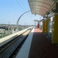 Photo taken at Royal Lane Station (DART Rail) by John U. on 5/18/2012