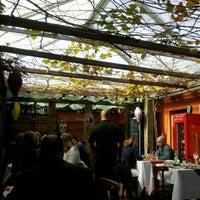 Photo taken at Bier Garten Chef by Marissol L. on 7/26/2012