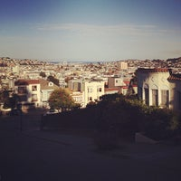 Photo taken at Noe Valley by Christina on 8/14/2012
