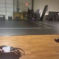 Photo taken at Beyond Belief Dance Company by Celeste R. on 4/19/2012