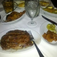 Photo taken at Ruth's Chris Steak House by Brien B. on 6/3/2012