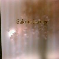 Photo taken at JAL Sakura Lounge - International Terminal by Yotch G. on 6/25/2012