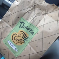 Photo taken at Panera Bread by Areliis R. on 6/1/2012
