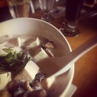 Photo taken at Osha Thai Restaurant by Ron G. on 8/25/2012