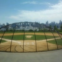 Photo taken at Weehawken Waterfront Park and Recreation Center by Chris C. on 5/13/2012