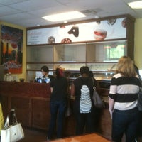 Photo taken at Sublime Doughnuts by Quentin M. on 4/27/2012