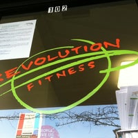 Photo taken at Revolution Fitness by Sunny B. on 2/10/2012