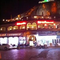 Photo taken at Şüküroğulları Cafe Restaurant by Uğur E. on 8/13/2012