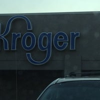Photo taken at Kroger by Nick M. on 6/26/2012