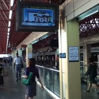 Photo taken at Jurong East MRT Interchange (NS1/EW24) by DoriKin S. on 6/19/2012