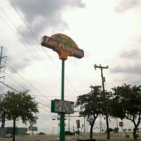 Photo taken at Las Palapas - Mexican Grill by Christopher U. on 4/9/2012