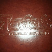 Photo taken at Javier's Gourmet Mexicano by Emily A. on 2/19/2012
