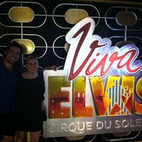 Photo taken at Viva ELVIS by Rebecca on 8/5/2012