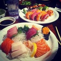 Photo taken at Sen Dai Sushi by Max G. on 12/2/2011