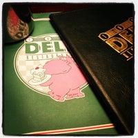 Photo taken at The Deli & Z-Bar by David M. on 2/4/2012
