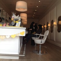 Photo taken at Drybar by Lyndsay R. on 2/14/2012
