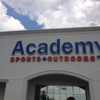 Photo taken at Academy Sports + Outdoors by Rachel M. on 6/7/2012
