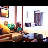 Photo taken at Woodlands Suites Serviced Residences Pattaya by Vivitawin K. on 3/25/2012