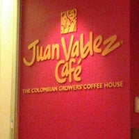 Photo taken at Juan Valdez Café by Marco on 12/30/2011