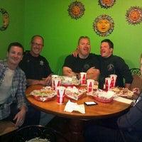Photo taken at Yolanda's Tacos by Gordon C. on 1/10/2012