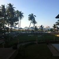 Photo taken at Lanta Pura Beach Resort by Tharathip B. on 2/10/2012