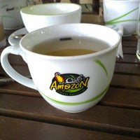 Photo taken at Cafe Amazon by Ruenchuen B. on 6/15/2012