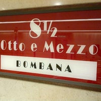 Photo taken at 8½ Otto e Mezzo Bombana by seiko p. on 7/18/2012