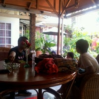 Photo taken at Rockrand Hotel by Bharata E. on 1/12/2012