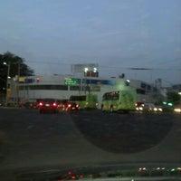 Photo taken at Av. Cuitlahúac by Gabe H. on 7/31/2012