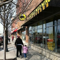 Photo taken at Buffalo Wild Wings by Chris B. on 3/16/2012
