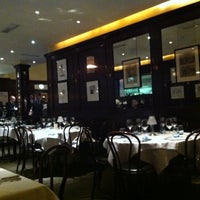 Photo taken at Galvin Bistrot de Luxe by Ty K. on 5/12/2012