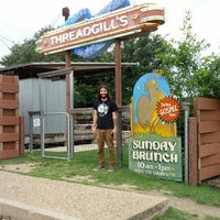 Photo taken at Threadgill's by Chris H. on 5/15/2012