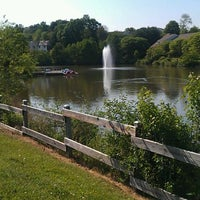 Photo taken at Granville Gude Park and Lakeside by foodie h. on 5/3/2012