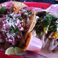 Photo taken at Torchy's Tacos by Alex L. on 5/2/2012