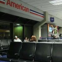 Photo taken at Gate C4 by Jason P. on 11/12/2011