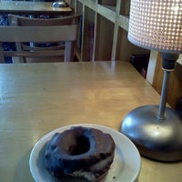 Photo taken at Top Pot Doughnuts by Zach F. on 1/1/2012