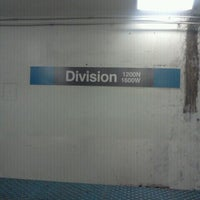 Photo taken at CTA - Division by sarah on 4/13/2012