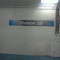 Photo taken at CTA - Division by sarah on 4/13/2012