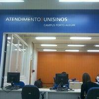Photo taken at Universidade do Vale do Rio dos Sinos (Unisinos) by Daniel M. on 8/16/2011