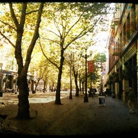 Photo taken at Occidental Square by Kerry M. on 8/31/2012