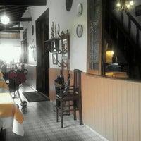 Photo taken at Berttu's Restaurante by Ana Cristina Mokdeci®  on 10/16/2011