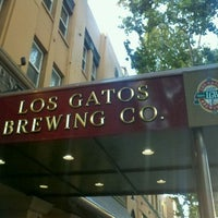 Photo taken at Los Gatos Brewing Co. by Seth K. on 8/30/2011