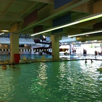 Photo taken at Shute Park Aquatic & Recreation Center (SHARC) by Michael L. on 8/26/2011